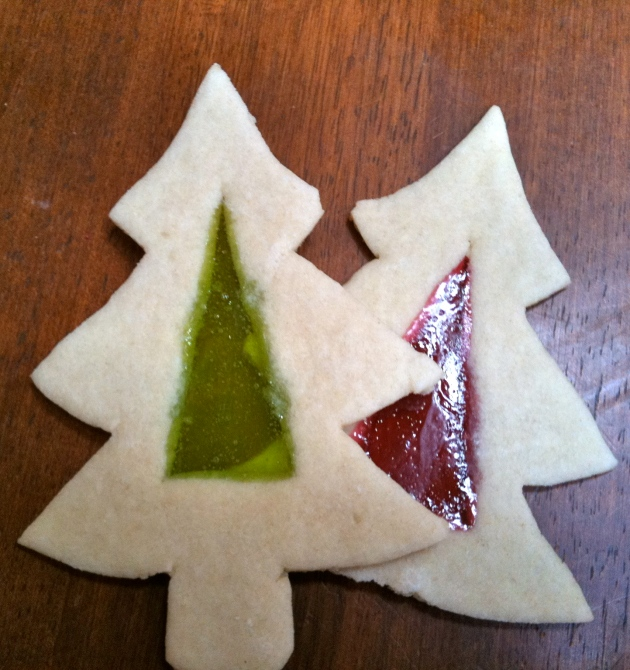 One of several Christmas fiascos based on popular recipes
