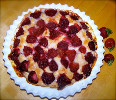 Surplus Strawberries dealt with in the most delicious way