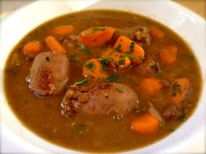 Another version of Spanish Sausage and Lentil Soup