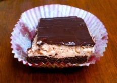 Peanut Butter & Chocolate Bars