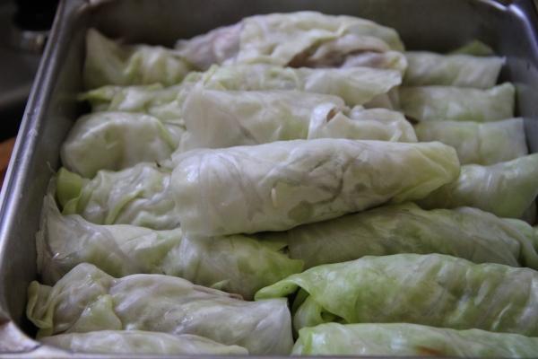 Wrapped Holubtzi