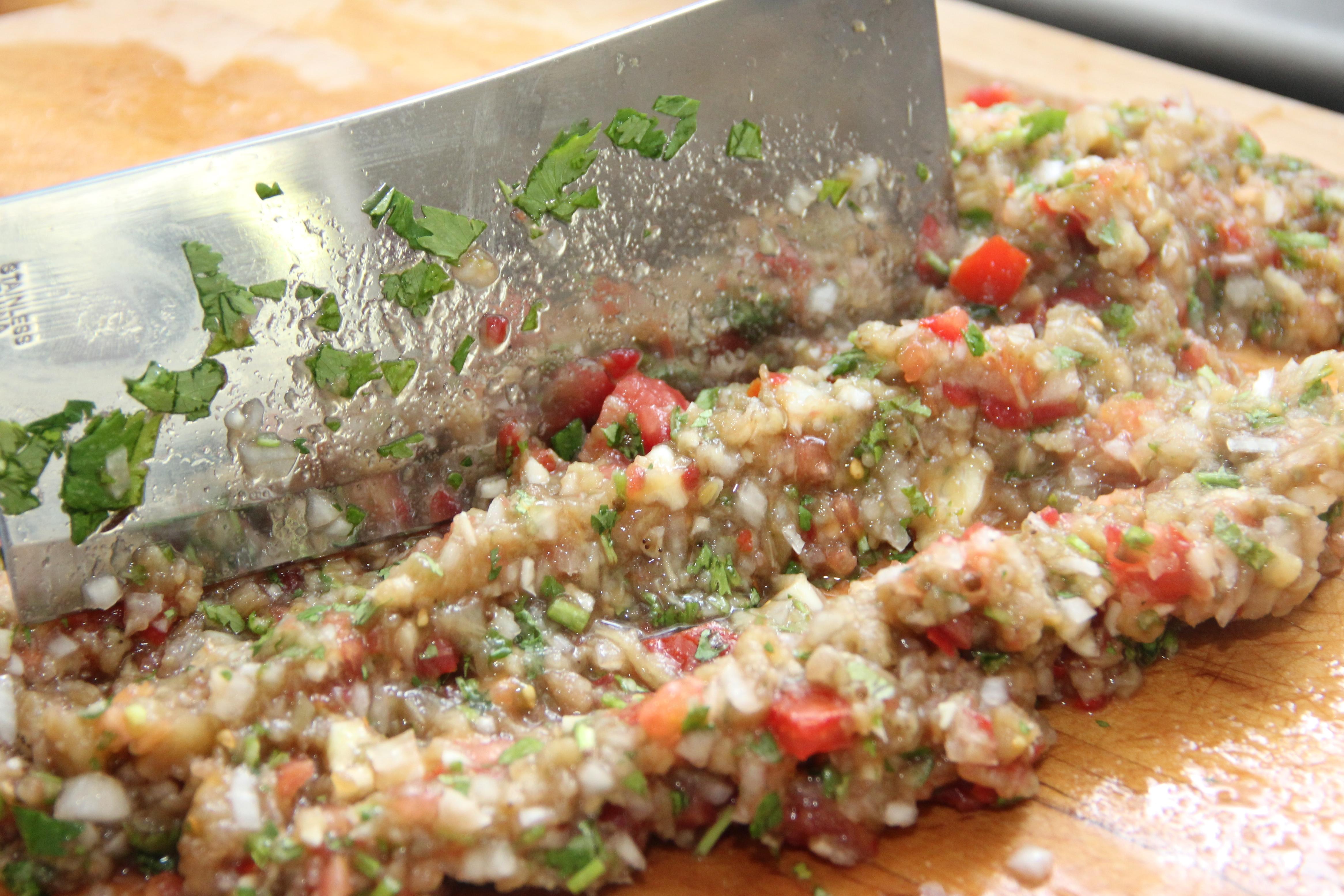 How to cook eggplant caviar 93