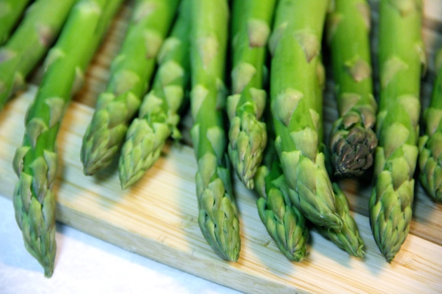 Asparagus - the Queen of Vegetables