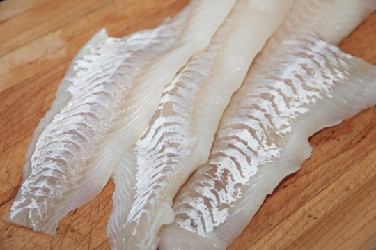 Beautiful Cod Fillets