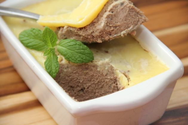 Quick Chicken Liver Pate
