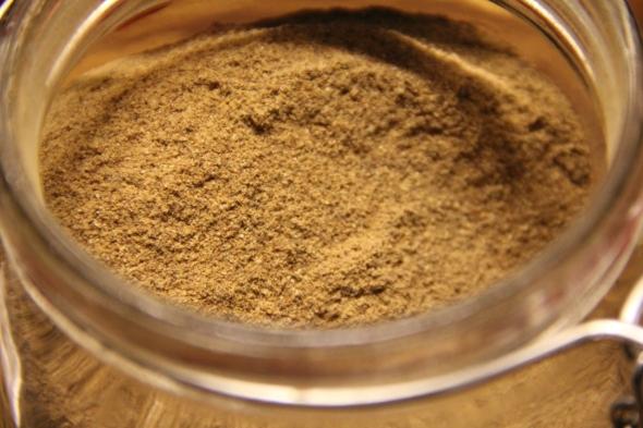 Making Red Rye Malt Flour