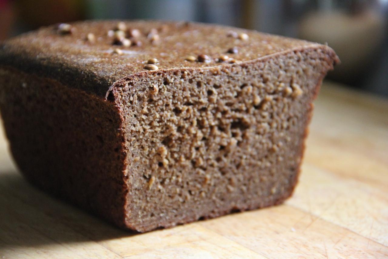 Borodino bread: a recipe for cooking at home 94