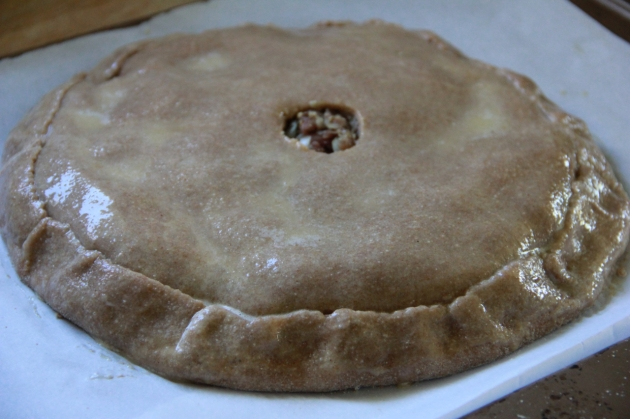 Koubiteh -- Lamb Pie From Crimea