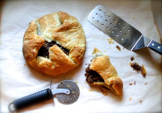Glorified Leftovers: Meaty Pies