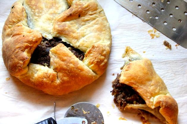 Glorified Leftovers: Meaty Pies
